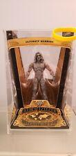 Unreleased 1/1 Ultimate Warrior WWE Mattel Defining Moments  Action Figure