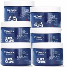 Goldwell Styling Lagoom Jam Volume GEL 6 X 150ml (six Pack) Australian SELLER