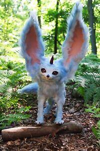 Karfunkel Carbuncle Art Doll Plüsch Plush Moveable Poseable Puppe Figur