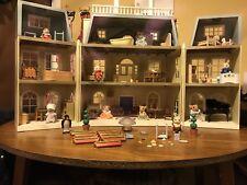 sylvanian grand hotel Figures Deer Family Furniture Accessories