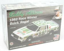 "Salvino JR Models Bobby Allison ""Gatorade"" 1982 Buick Regal 1/24 Model Car Kit"