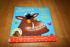 Large The Gruffalo Board Touch and Feel Book