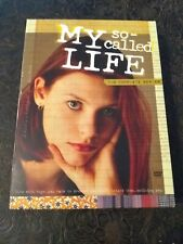 My So-Called Life - The Complete Series 6 Dvds Claire Danes - with Book
