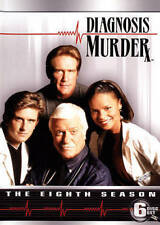 Diagnosis Murder, Season 8 Dick Van Dyke, Barry Van Dyke, Victoria Rowell, Char