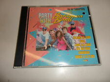 Cd   Saragossa Band  ‎– Party With Saragossa Band