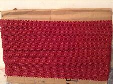 Vintage French Passementerie Braid Trim Trimming ~ 7m - NOS