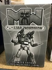 Mech Warrior MINIATURE GAME : Limited Edition Liao Incursion figure