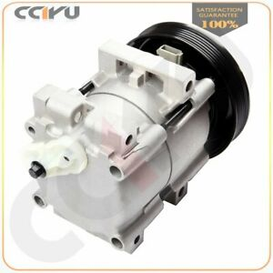 A/C Compressor with cluth For 1990 1991 1992 Ford Bronco 4.9L CO 101220C