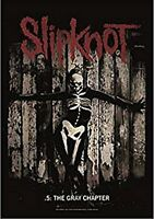 Slipknot The Gray Chapter Groß Stoff Poster 1100mm x 750mm (Hr )