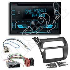 Honda Civic VIII FK1 FK2 R S ab06 Blende+ISO Adapter+Kenwood DPX3000U Radio SET