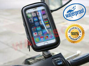 Motorcycle Bicycle all Brand Mobile Phone Device Note Holder GPS PDA Covers Case