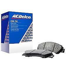 AC Delco VAUXHALL Antara Rear Brake Pads 95459513