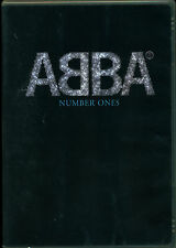 ABBA - NUMBER ONES DVD 19 x No 1 19 HITS WITH EXTRAS LIVE HITS card