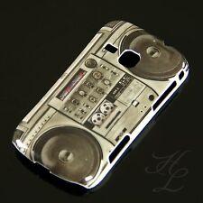 Samsung Galaxy Mini 2/s6500 Hard Case Cellulare Cover Astuccio Ghetto Blaster