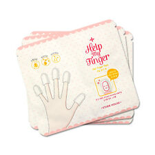 [ETUDE HOUSE] Help My Finger Nail Finger Pack - 3pack