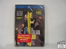 The Italian Job (DVD, 2003, Full Frame) Brand New
