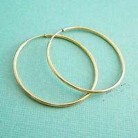 10pcs 15mm 14k Rose Gold Filled Earring Ear Wire beading hoop round Earwire RE14