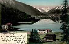 Ansichtskarten vor 1914 aus Graubünden
