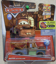 CARS - MATER (CRICCHETTO) WITH BALLOON - Mattel Disney Pixar