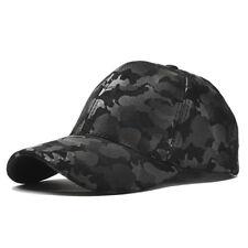 8858a08b6d509 Men Women Hombre Camouflage Military Army Camo Hat Trucker Snapback  Baseball Cap