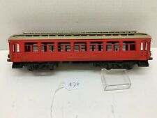 O-SCALE, 2-RAIL, INTERURBAN, WOOD, VINTAGE, LABELLE?, PACIFIC ELECTRIC RAILWAY