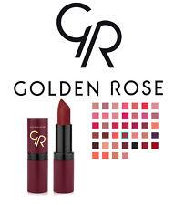 Golden Rose Velvet Matte Lipstick-SEALED-  Please Choose Shade