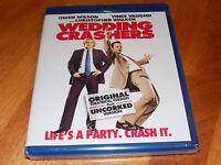 WEDDING CRASHERS Original & Uncorked Edition Owen Wilson Vaughn Blu Ray Disc NEW