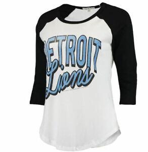 NEW, NWT Women's NFL Detriot Lions Vintage Shirt- Retails $45