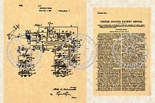 US Patent for TELEVISION - Philo T FARNSWORTH #113.05