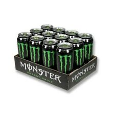 MONSTER ENERGY DRINK 12 X 500ML