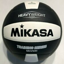 MIKASA Heavyweight Training Series Volleyball 16 Ounces MGV500 Used Once LOOK!