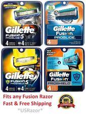 Mix 16 Gillette Fusion 5 Proglide Power PROSHIELD Razor Blades Refill Cartridge