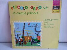PICCOLO SAXO et le cirque Jolibois ANDRE POPP 826574 QY