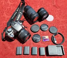 Canon Eos Digital Rebel Xt / Eos 350D 8.0Mp Digital Slr Camera Outfit