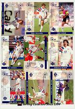 1994 Upper Deck World Cup Soccer Standout Performers card Set (10)