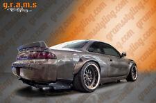 Boss V2 Diffuseur arrière/passage de roue pour Nissan 200SX 180SX S13 PS13 S14 S15