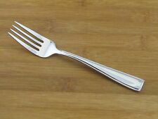 "Reed & Barton Benson Salad Dessert Fork 7 1/8"" EXC Stainless Flatware"