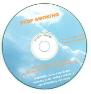 Stop Smoking Self Hypnosis CD