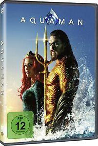 Aquaman [DVD/NEU/OVP] DC-Film enthüllt die Vorgeschichte des Atlanters ARTHU
