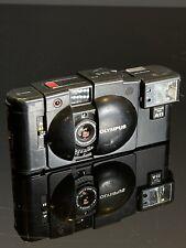 Olympus Xa2 35mm Rangefinder Film Camera With A11 Electronic Flash