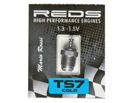 REDS Racing TS7 Turbo Glühkerze Cold # Made inJapan