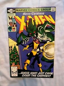 F+ (6.5) THE UNCANNY X-MEN #143 (Mar 80) Cents copy. Final Byrne issue. MARVEL