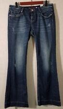 Womens Vigoss Jeans Sz11 (35x31.5) List# 614D