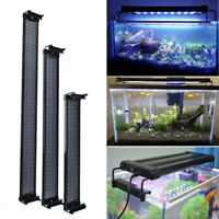 LED Aquarium Light Full Spectrum Freshwater Fish Tank Plant Marine 24 36 48inch