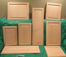 unfinished kitchen cabinet doors unpainted solid wood maple unfinished raised panel kitchen cabinet door variety option doors for sale ebay