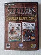 PC THE SETTLERS : HERITAGE OF KINGS GOLD EDITION ITA ( ABBINAMENTO EDITORIALE )