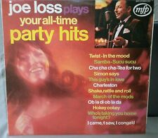 JOE LOSS PLAYS YOUR ALL TIME PARTY HITS MFP 5227 MUSIC FOR PLEASURE RECORDS LP