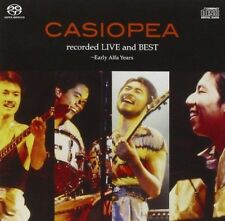 Recorded Live & Best Early Alfa Years by Casiopea (CD, Sep-2013, Sony Music Distribution (USA))