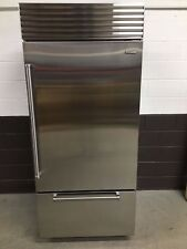 "Sub-Zero BI-36UID/S/PH 36"" Built-In Refrigerator Freezer Internal Water Dispense"