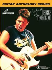 """""""THE BEST OF GEORGE THOROGOOD"""" GUITAR ANTHOLOGY SERIES-GUITAR TAB MUSIC BOOK-NEW"""